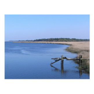 Lowcountry, Sc - carte postale