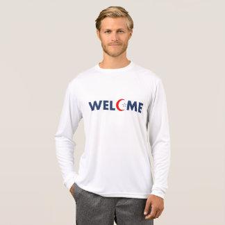 LS bienvenu T-shirt