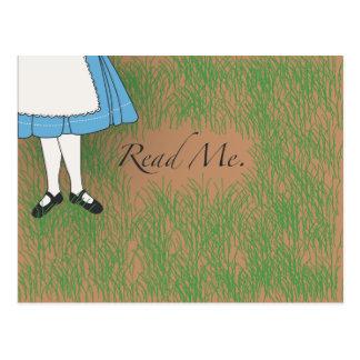 Lu me carte postale