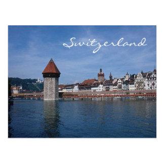 Lucerne, Suisse-Carte postale Cartes Postales