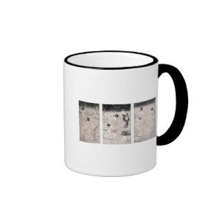 Lucioles de chasse à la tombée de la nuit, 1796-97 mug ringer