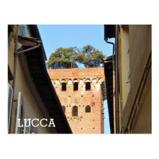 Lucques, Italie Carte Postale