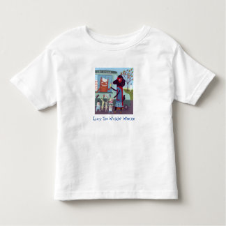 Lucy le T-shirt de camion de crème glacée de