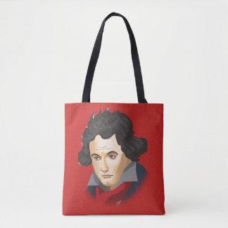 Ludwig van Beethoven dans le Cartoon style Sac