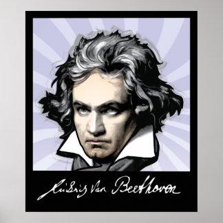 Ludwig van Beethoven Posters