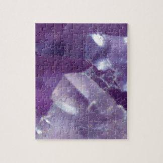 lueur pourpre de pierre puzzle