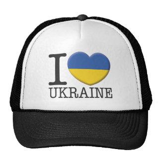 L'Ukraine Casquette Trucker