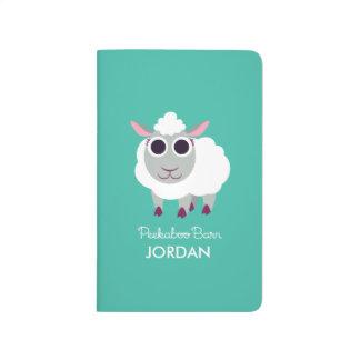 Lulu les moutons carnet de poche