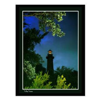 Lumière de corolle carte postale