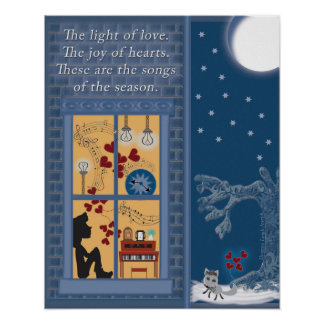 Lumière de l'amour poster