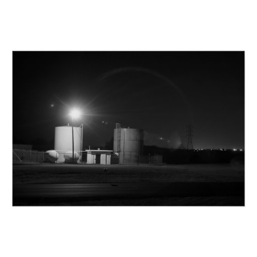 Lumière de /Night Posters