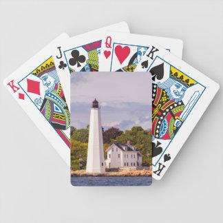 Lumière de port jeux de cartes