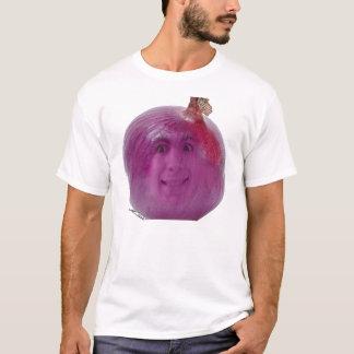Lumière de T-shirt de tête d'oignon de Chris