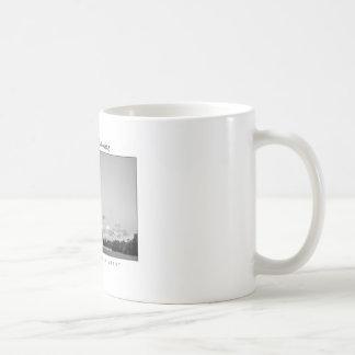 Lumière du Cap Hatteras Mug Blanc