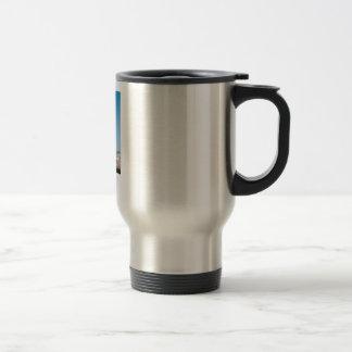 Lumière du Cap Hatteras Mug De Voyage En Acier Inoxydable