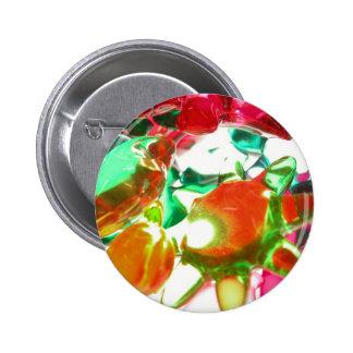 Lumières colorées pin's avec agrafe
