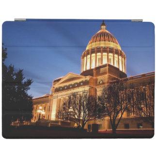 Lumières de Noël sur le capitol, Little Rock Protection iPad