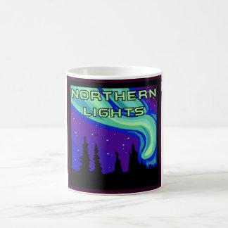 Lumières du nord mug