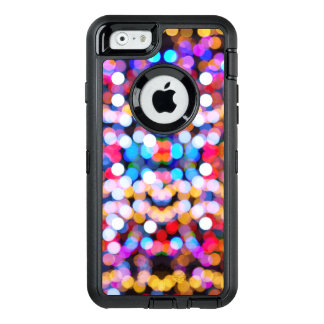 Lumières lumineuses coque OtterBox iPhone 6/6s