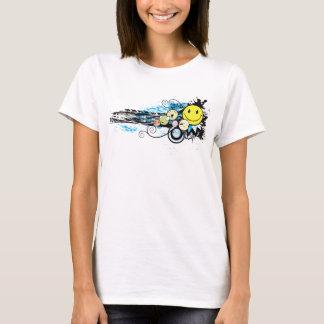 Lumineux et heureux ! t-shirt