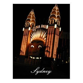 Luna Cartes Postales