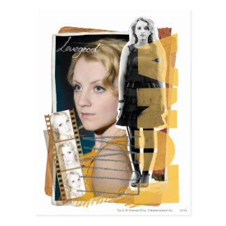 Luna Lovegood Cartes Postales