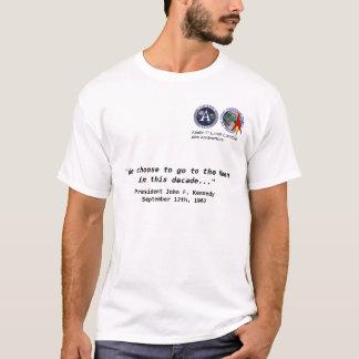 LUNAIRE - quarantième chemise d'anniversaire T-shirt