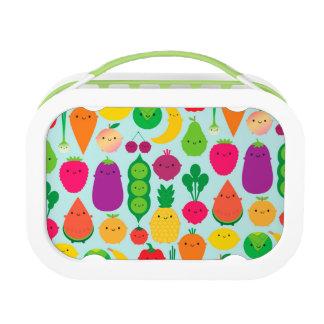 Lunch Box 5 des fruits et légumes de jour
