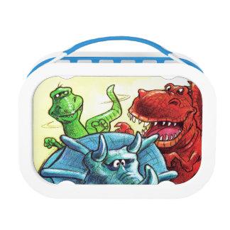 Lunch Box Amis de dinosaure