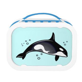 Lunch Box Baleine d'orque