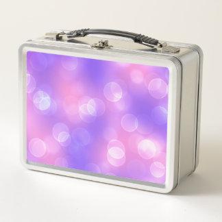 Lunch Box bokeh 1 de lumières molles