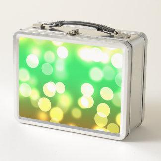 Lunch Box bokeh 3 de lumières molles