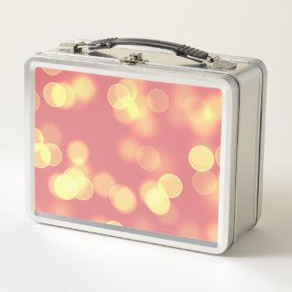 Lunch Box bokeh 4b de lumières molles