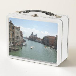 Lunch Box Canal grand, gamelle de Venise