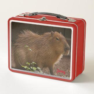 Lunch Box Capybara