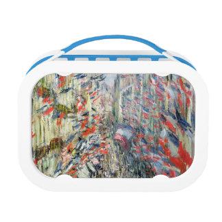 Lunch Box Claude Monet | la rue Montorgueil, Paris