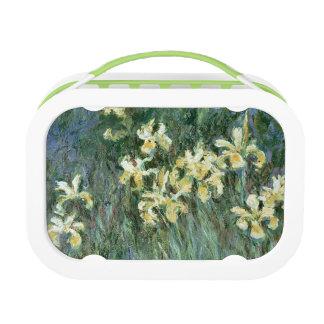 Lunch Box Claude Monet | les iris jaunes