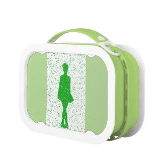 Lunch Box Danseur irlandais double face