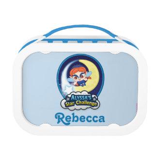 Lunch Box Défi de l'étoile d'Alyssa