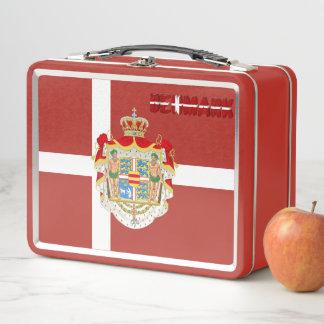 Lunch Box Drapeau danois