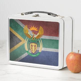 Lunch Box Drapeau sud-africain