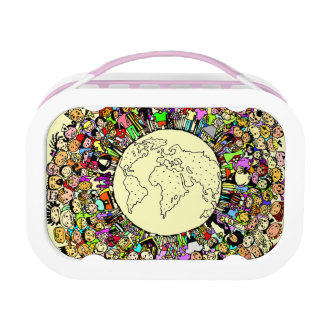 Lunch Box Enfants du monde