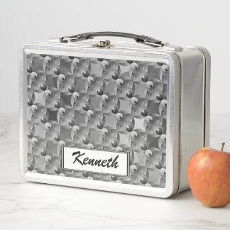 Lunch Box Équilibre de B/W par Kenneth Yoncich