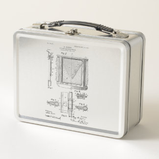 Lunch Box Essuie-glace, Mary Anderson, inventeur
