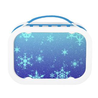 Lunch Box Flocons de neige