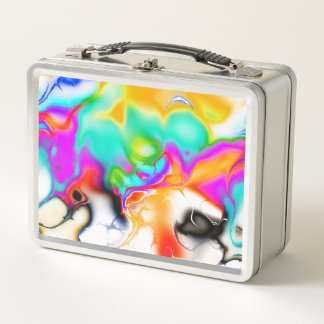 Lunch Box Fractale lumineuse vive 1