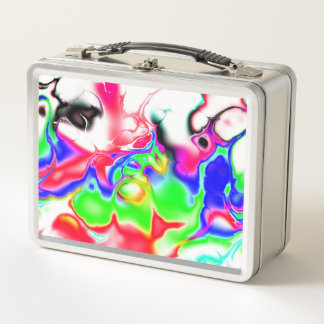 Lunch Box Fractale lumineuse vive 2