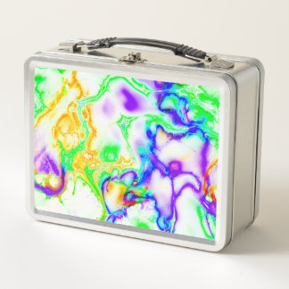 Lunch Box Fractale lumineuse vive 3