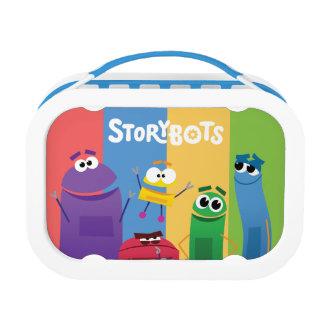 Lunch Box Gamelle colorée de StoryBots