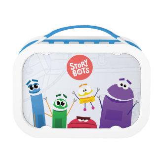 Lunch Box Gamelle d'amis de StoryBots